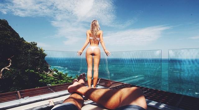 Les vacances de ce couple vont vous faire rêver