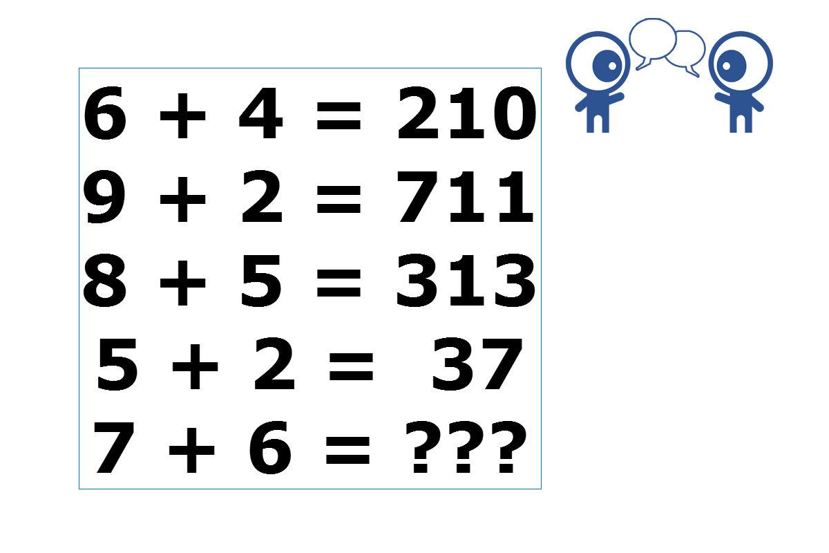 Saurez-vous trouver la solution ?