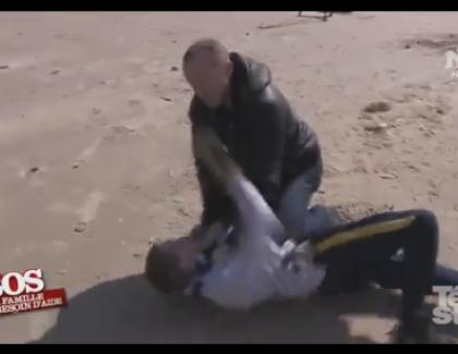 VIDEO – Pascal le grand frère agressé par un jeune !
