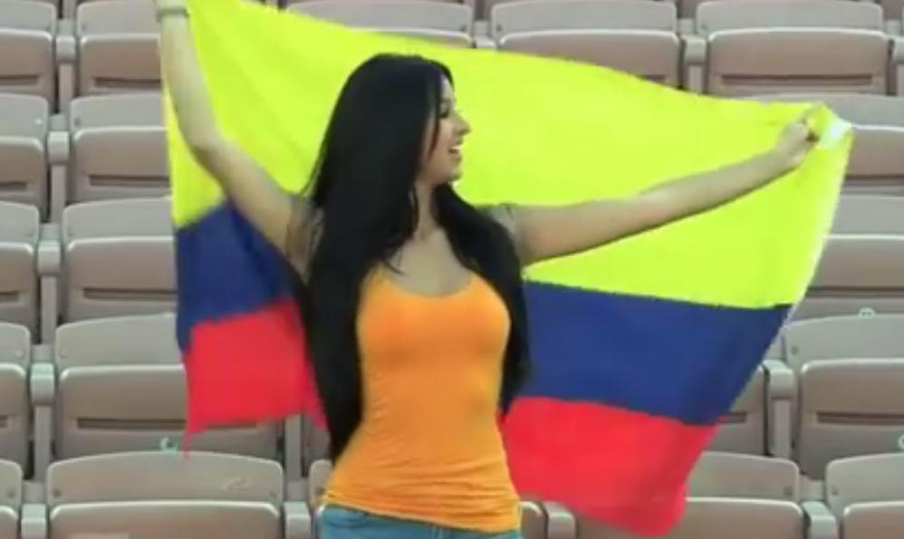 VIDEO: les supportrices sexy de la Copa America