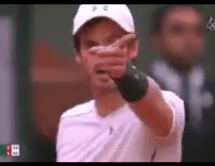 Quand Andy Murray tente de virer Nelson Monfort…