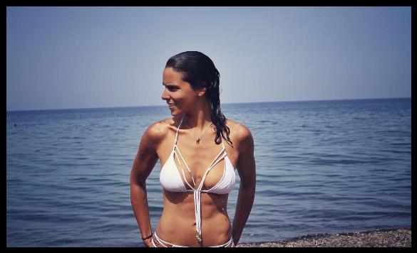 PHOTOS: le mini bikini de Shy'm!
