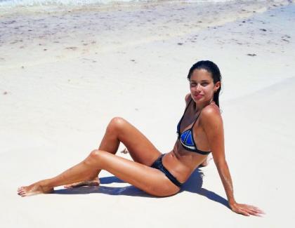 PHOTOS: Sara Sampaio réchauffe Instagram !