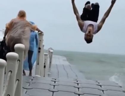 VIDEO – Un backflip de dingue !