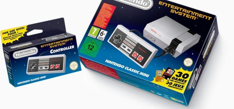 Le grand retour de la NES !