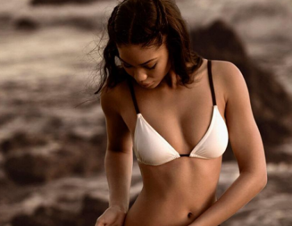 PHOTOS – Chanel Iman fait monter la température !