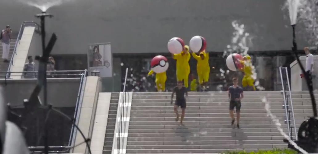 VIDEO – Pikachu prend sa revanche !