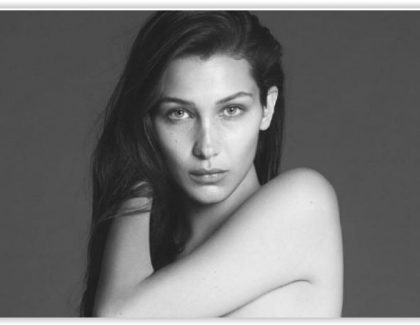 PHOTO – Bella Hadid pose topless !