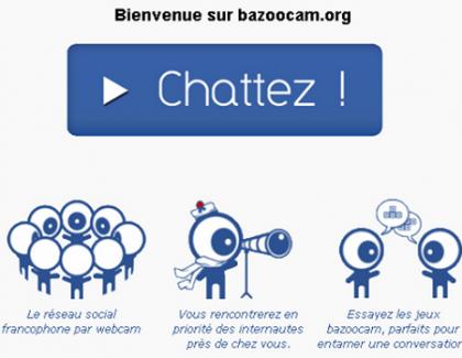 Bazoocam: discutez, rencontrez et plus si affinités !