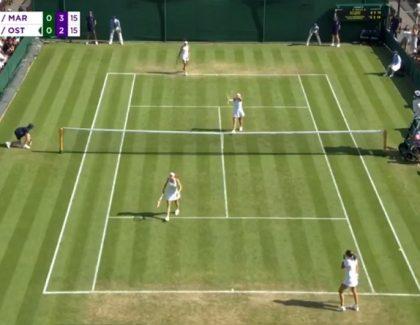 Alizé Cornet à Wimbledon: «Putain, la pute !»