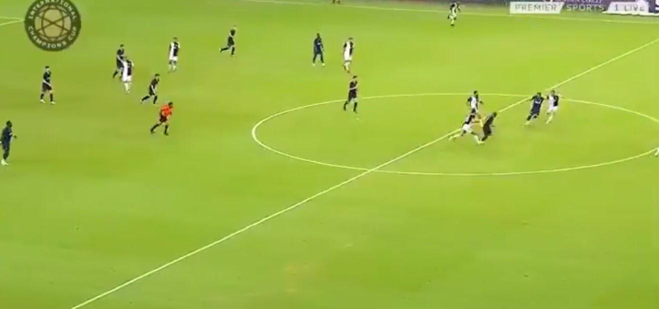Le but de fou de Kane contre la Juventus (VIDEO)
